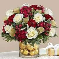 【男性必見!】クリスマスのプレゼントにバラを贈ると良い理由とは