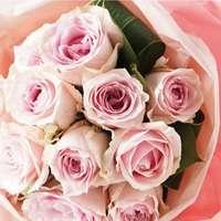 ギフトに!インテリアに!日常生活にピンクの花束を取り入れよう