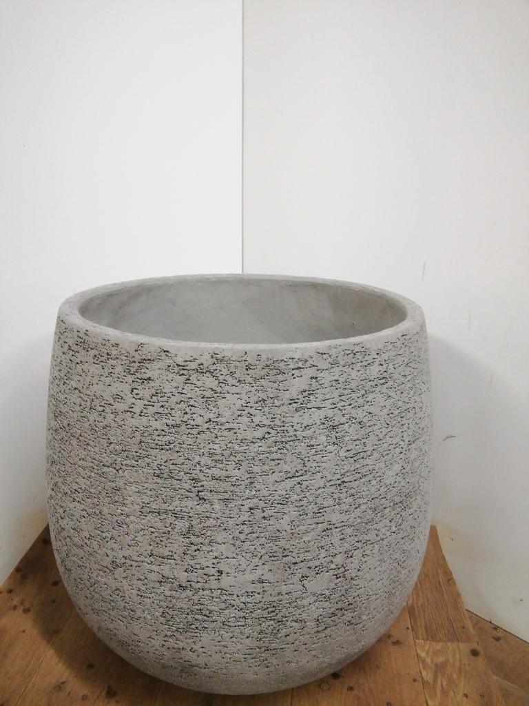 鉢カバー  Eco Stone(エコストーン) 10号鉢用 Gray #stem F1807