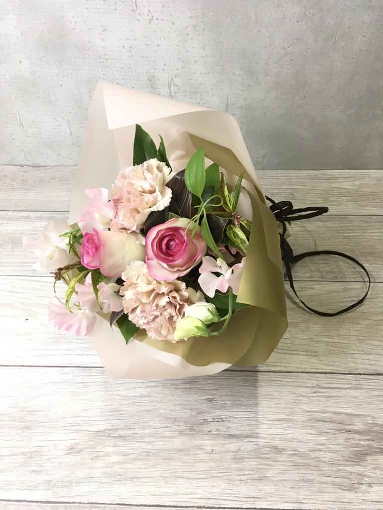 季節のお任せ花束 4,000円 【当日発送可】