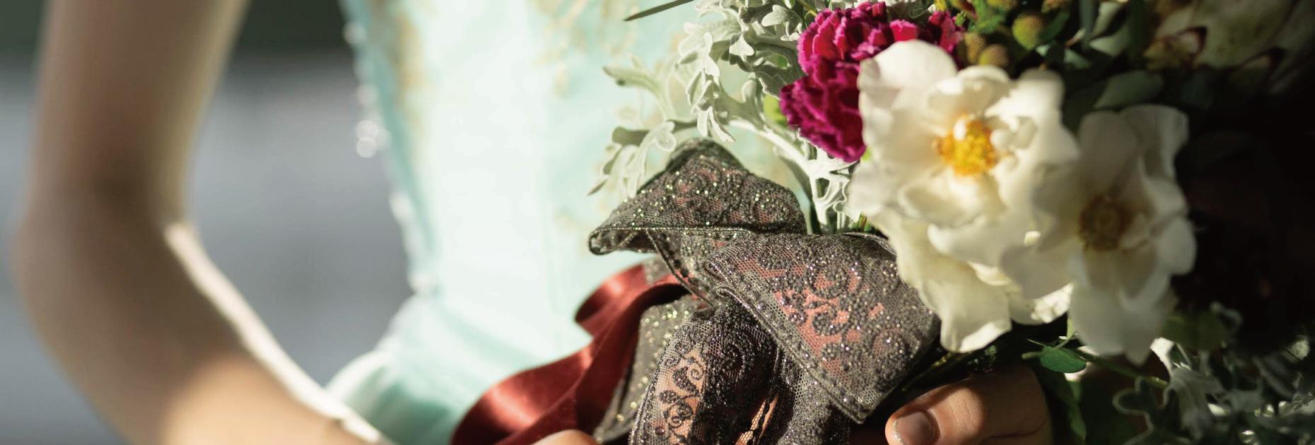 ウエディングブーケ・ブートニア・両親への花束のご相談