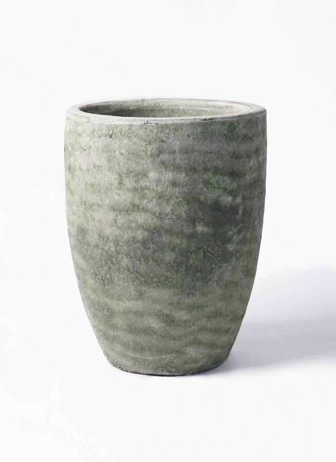 鉢カバー  アビスソニア トール 8号鉢用 緑