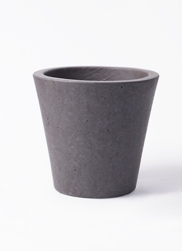 鉢カバー  フォリオソリッド 7号鉢用 ダークブラウン #GREENPOT EB-SL227031BRW