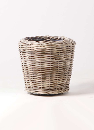 鉢カバー  モンデリック ラタン 8号鉢用  #GREENPOT VL-901326