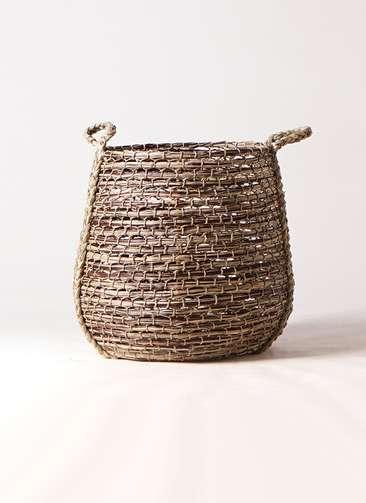 鉢カバー  リゲル 10号鉢用 茶 #ミュールミル VL001LBr