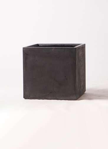 鉢カバー  ファイバークレイ キューブ 10号鉢用 #stem F9823