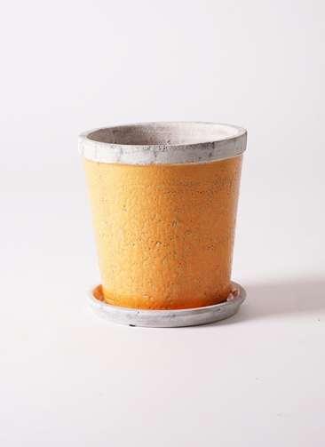 鉢カバー  Antique Terra Cotta(アンティークテラコッタ) 6号鉢用 Orange