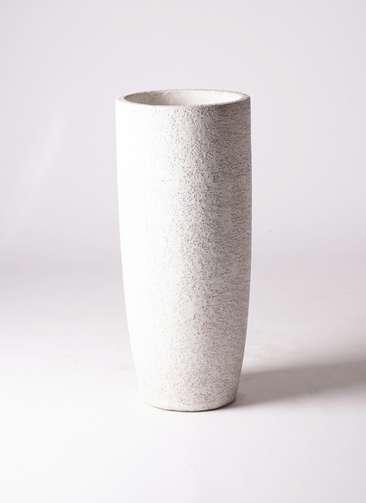 鉢カバー  Eco Stone(エコストーン) トールタイプ8号鉢用 white #stem F1811