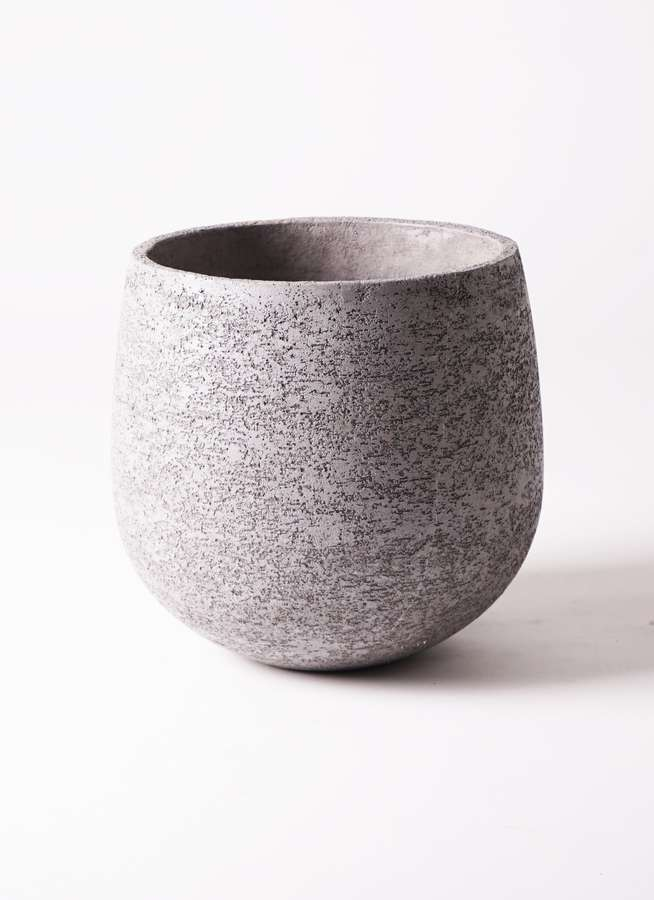 鉢カバー  Eco Stone(エコストーン) 8号鉢用 Gray