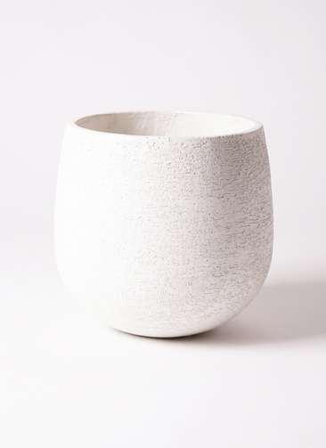 鉢カバー Eco Stone(エコストーン) 8号鉢用 white #stem F1806