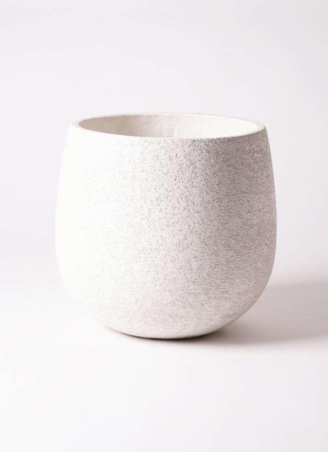 鉢カバー  Eco Stone(エコストーン) 10号鉢用 white