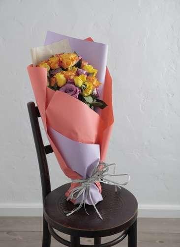 バラ 花束 ミックス M  (30本入り)