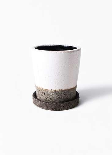 鉢カバー ヴィフポット ホワイト 3号 #GREENPOT CP-WH16057B