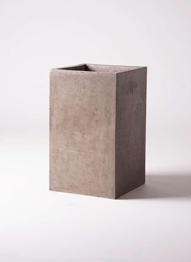 鉢カバー  セドナロング 8号鉢用 グレイ