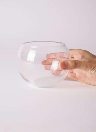 鉢カバー  ボール型 テラリウム