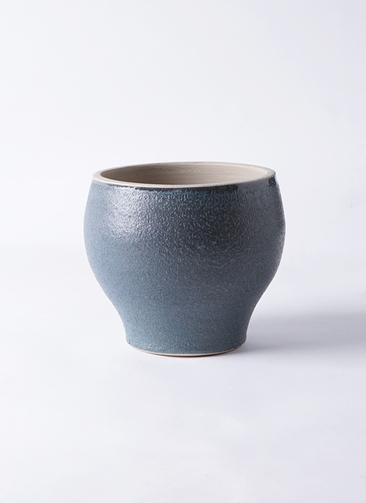 鉢カバー  Indigo Pot (インディゴポット) 5号鉢用 ブルー #stem C7315
