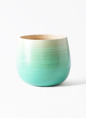 鉢カバー  ササール 5号鉢用 ブルー #ミュールミル VR-001SBl