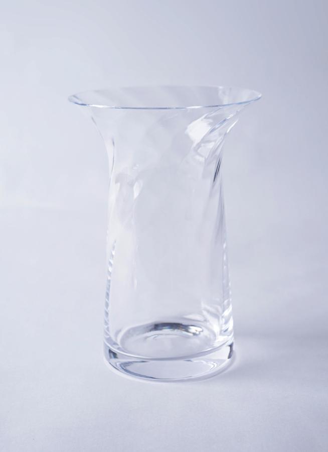 Filigran Vase(フィルグランベース) Optical Effect(オプティカル エフェクト) H21cm #ROSENDAHL COPENHAGEN 38064