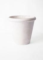 鉢カバー  FiberCray(ファイバークレイ) 6号鉢用  white