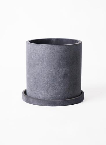 鉢カバー パウダーストーンポット 3号鉢用 gray #stem P8102