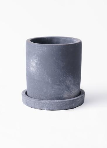 鉢カバー  マルモ 黒 SSS #ミュールミル CX600TBk