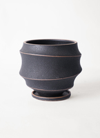 鉢カバー  ラバポット 3.5号鉢用 #stem C7332