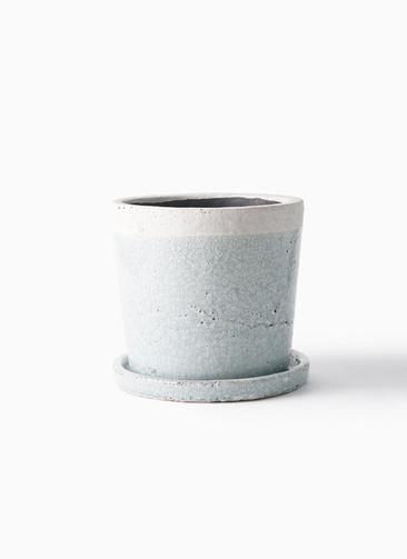 鉢カバー  クレーパ 5号鉢用 ブルー