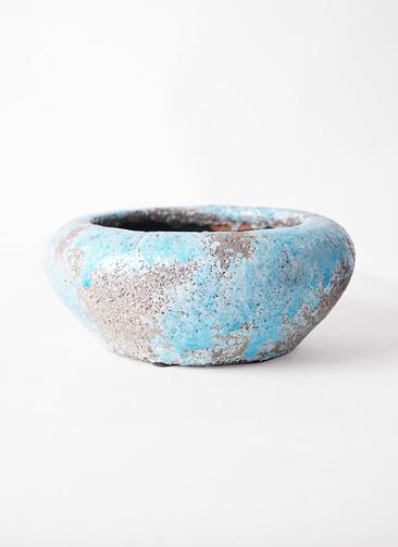 鉢カバー  アムールミックス S ブルー #ミュールミル YL-003SMB