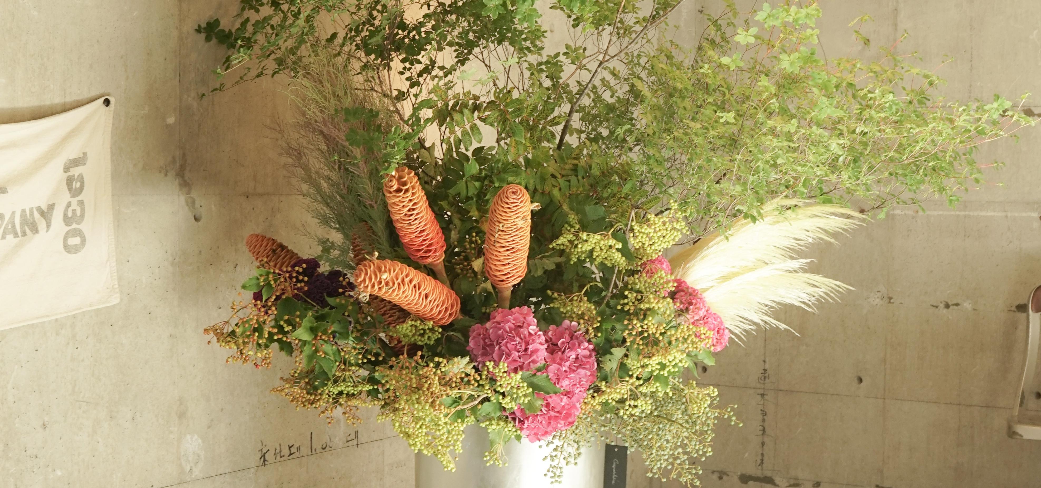 スタンド花 オーダーメイド - お花と植物のギフト通販 HitoHana(ひとはな)